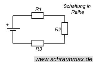 SchraubMax - Reihenschaltung und Parallelschaltung von elekttrischen ...